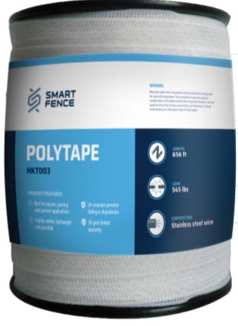 White Polytape