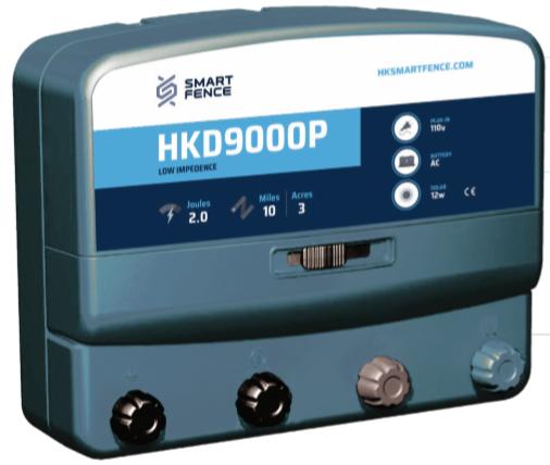Dual Input Energizer D9000