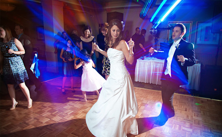 Bespoke wedding dance routine