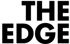 The Edge Logo. Friends with Amy Young Dance