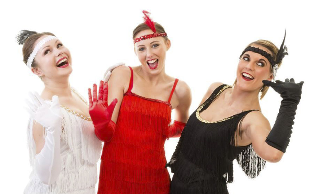 Dance entertainment performers