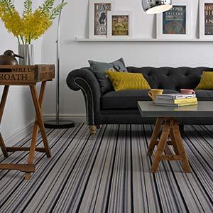 Victoria Carpets Tudor Twist Stripe