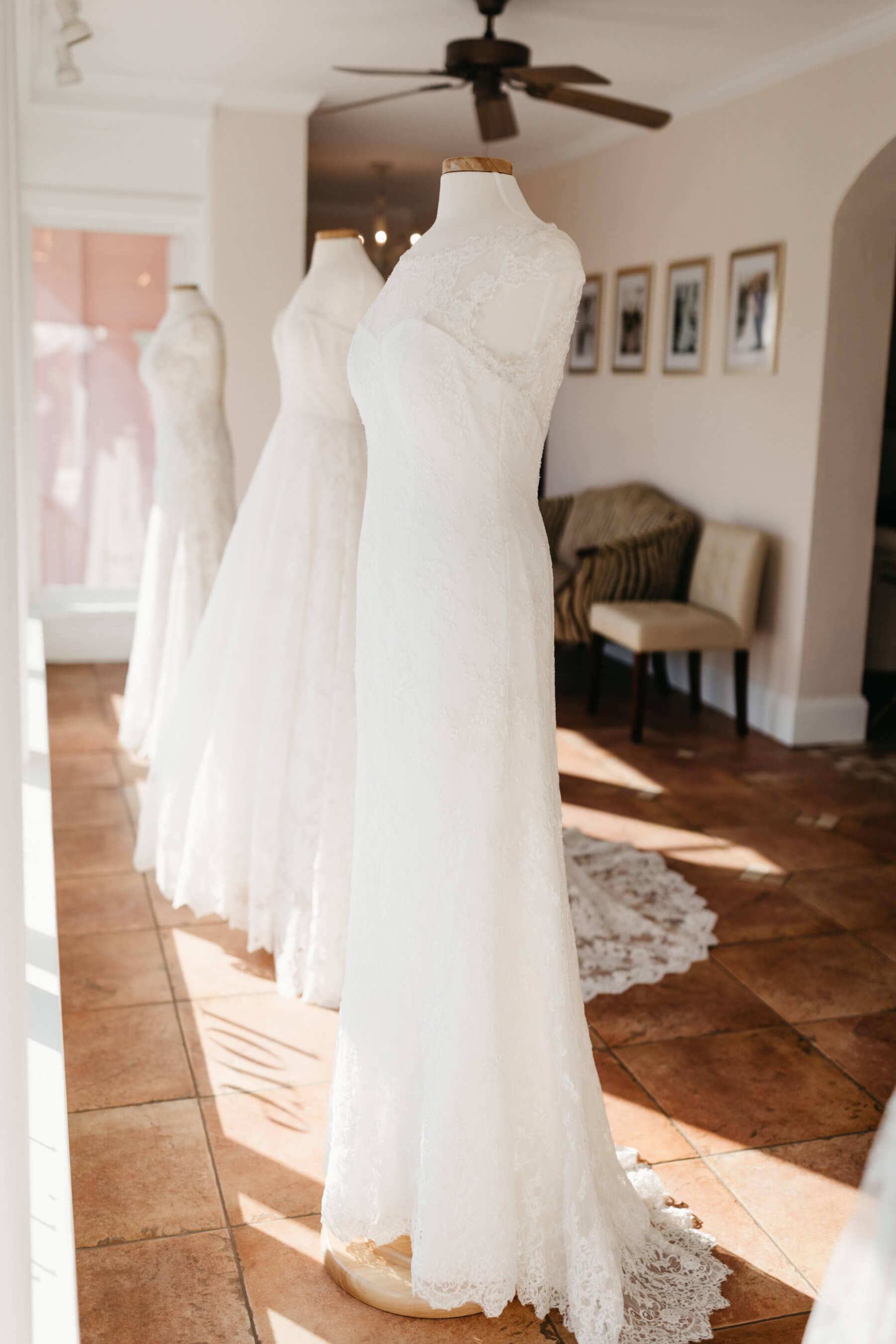 Love Bridal Boutique Show Room