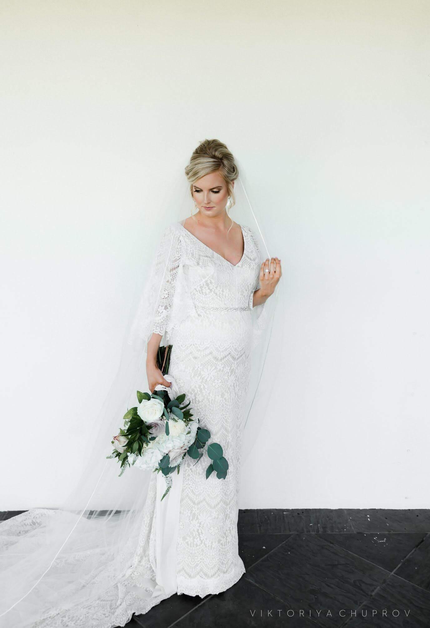 jacksonville florida bride wedding dress beach wedding
