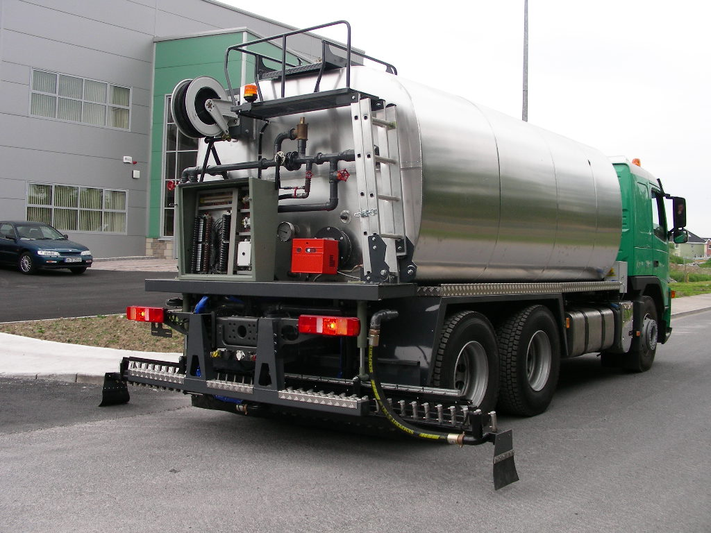Bitumen Sprayer For Sale