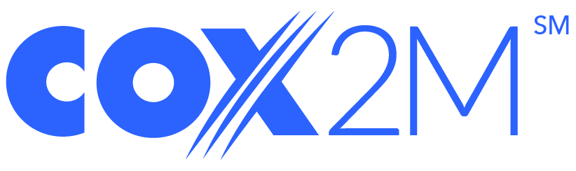 Photo of Cox2M Logo