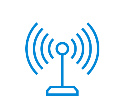 network coverage icon