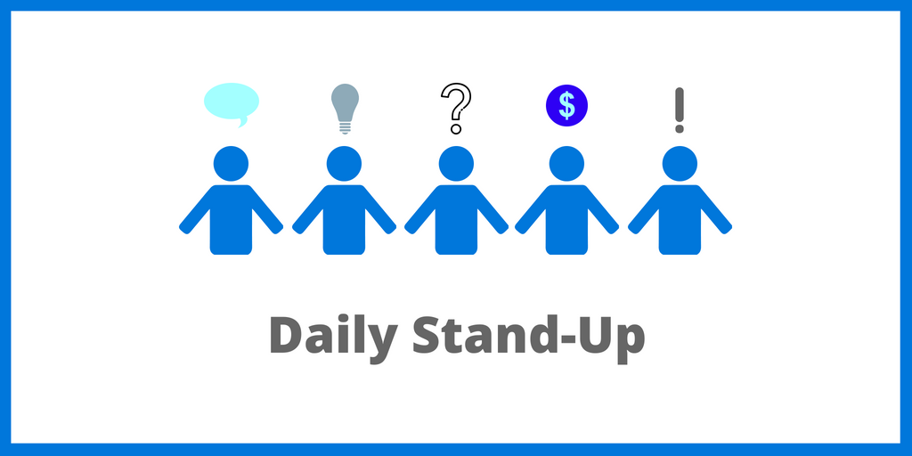 Daily Stand-Up for M&A Professionals