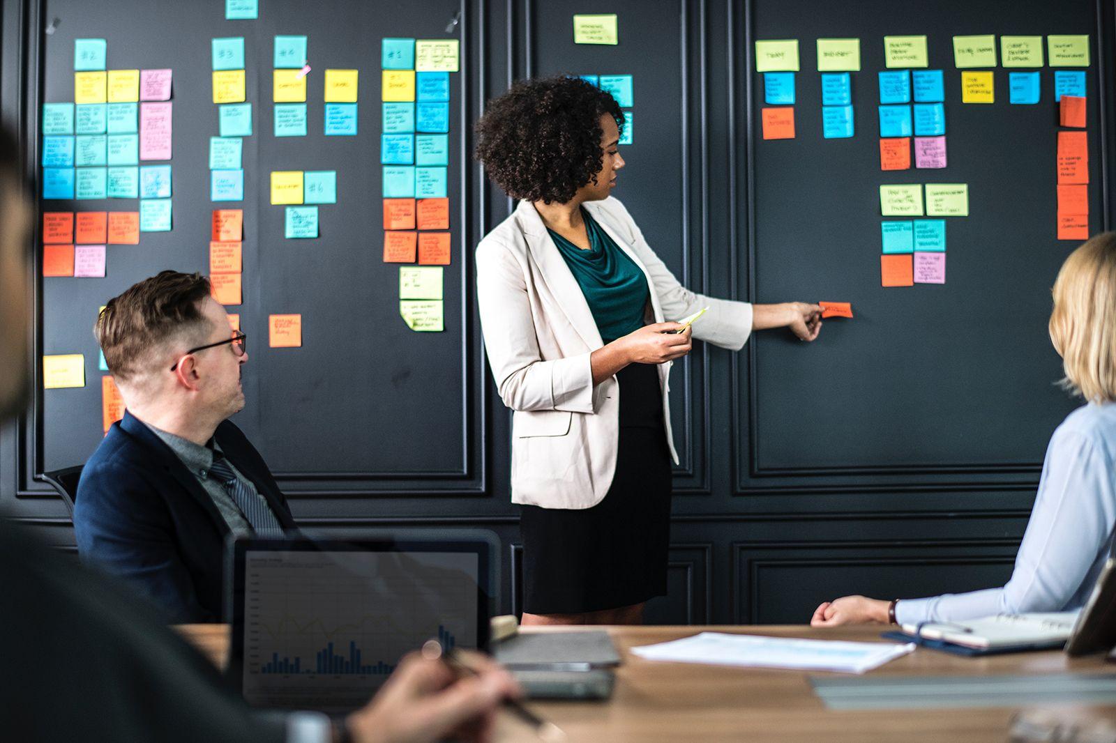 frame governance for an Agile meeting