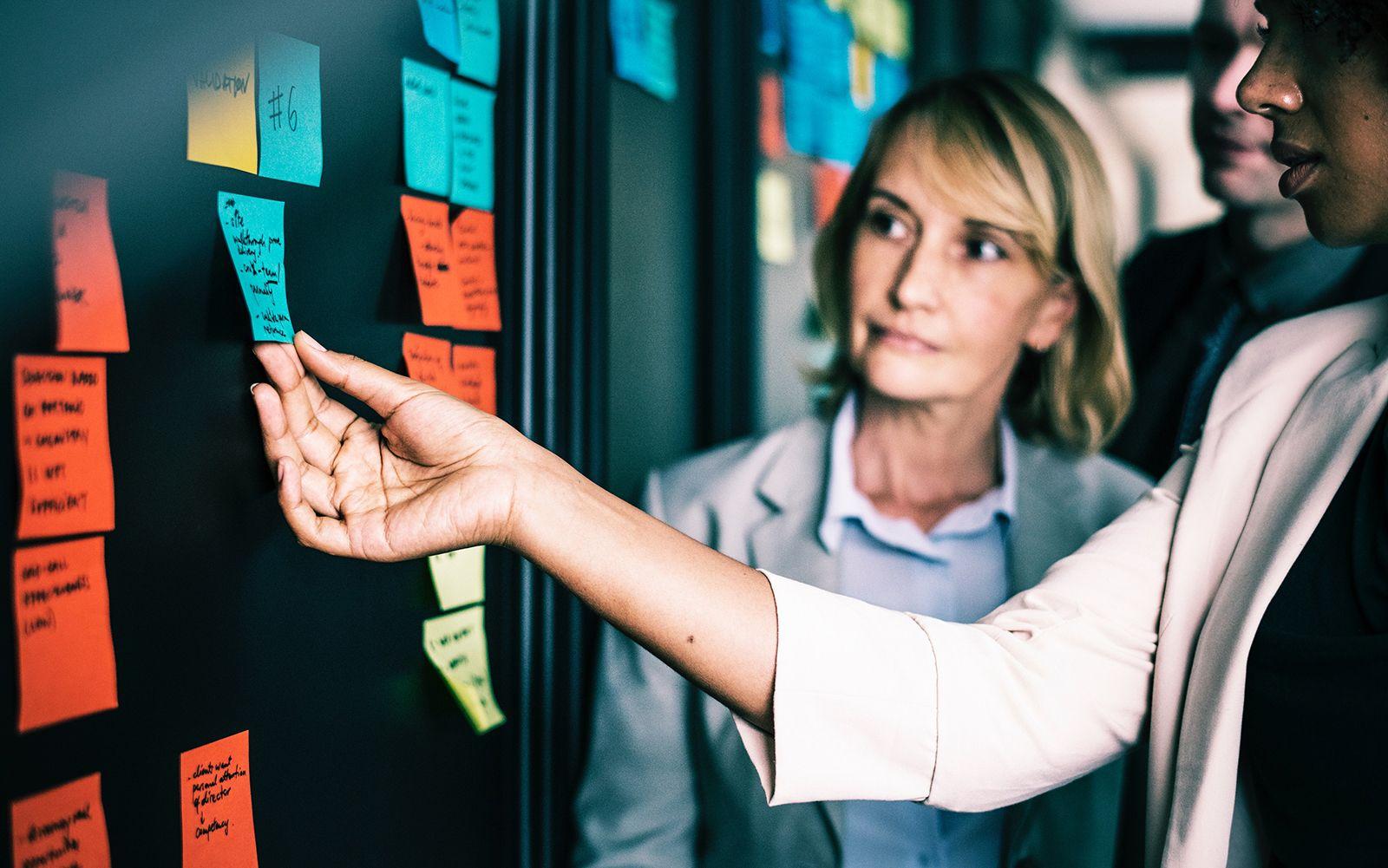 prioritizing tasks for Agile
