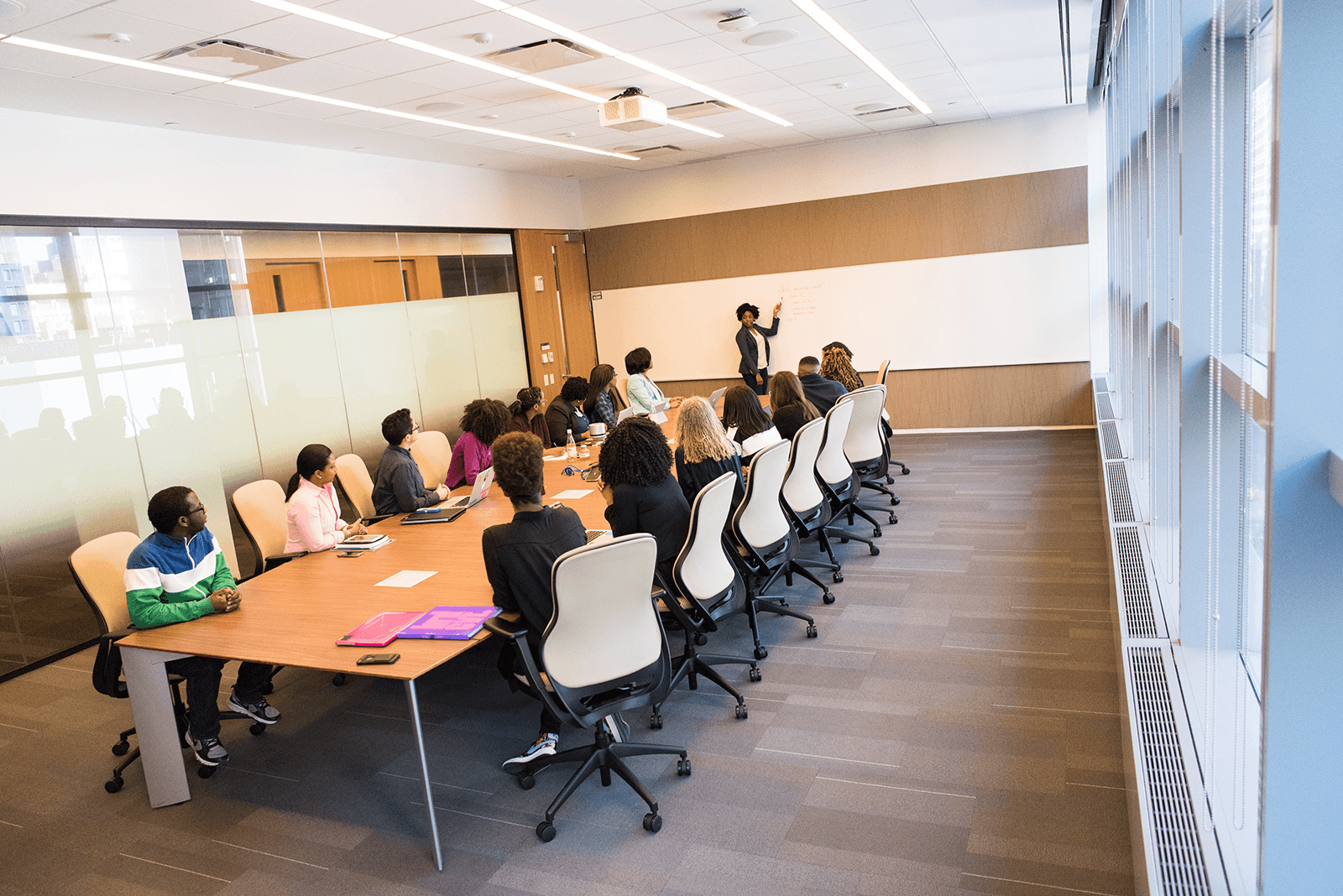 Agile daily standup meetings