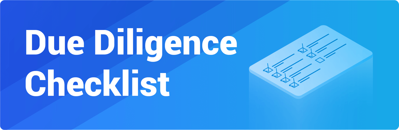 Due Diligence Checklist for M&A in 2019
