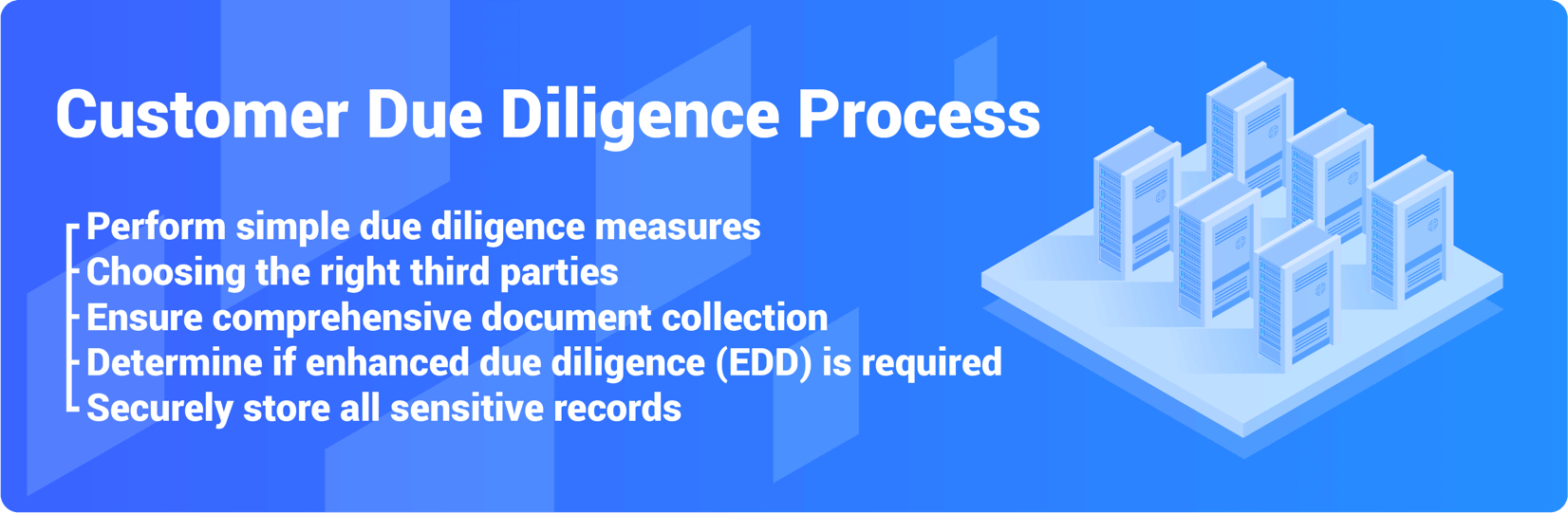 Customer Due Diligence Process