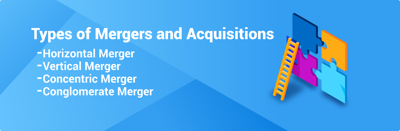 Types of Mergers and Acquisitions