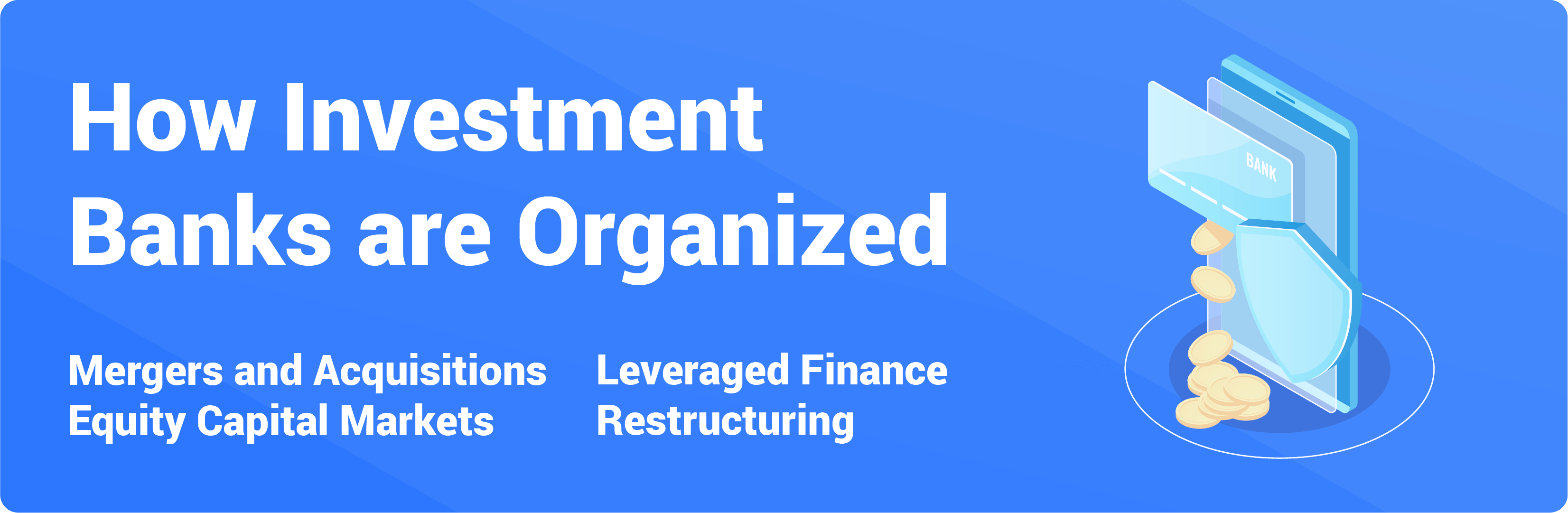 investment banks organization