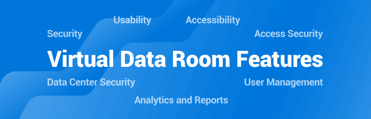 virtual data room features