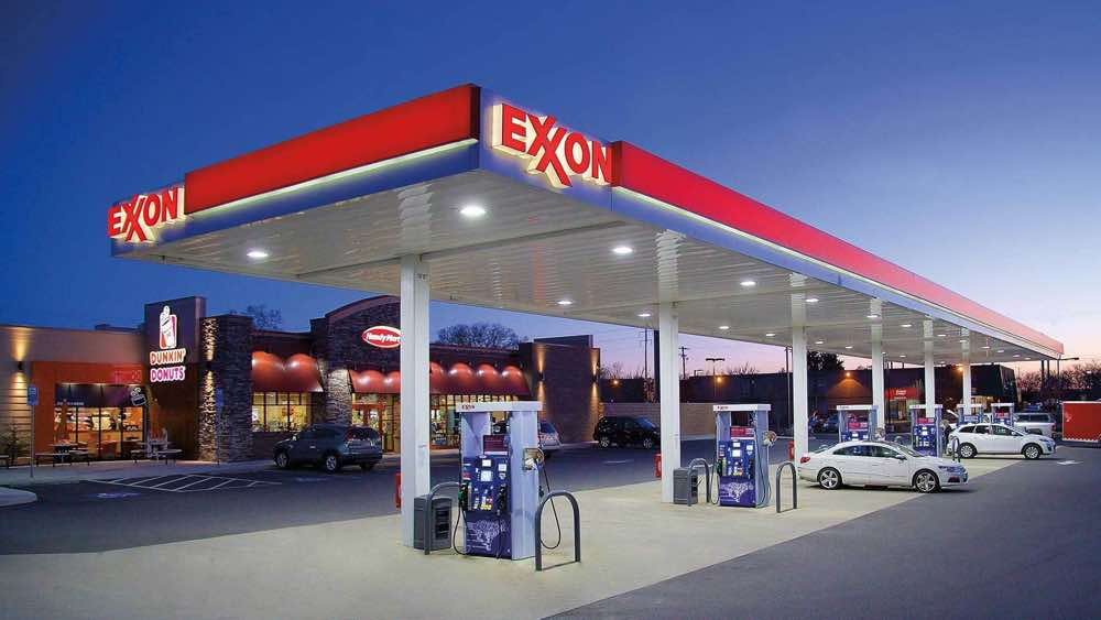 exxon mobile merger deal
