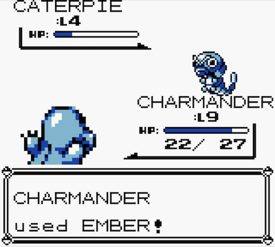 Even Charmander uses Ember in production