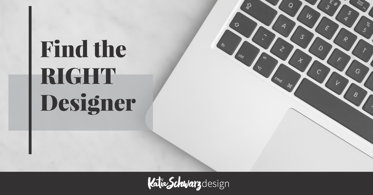 How To Find The Right Designer