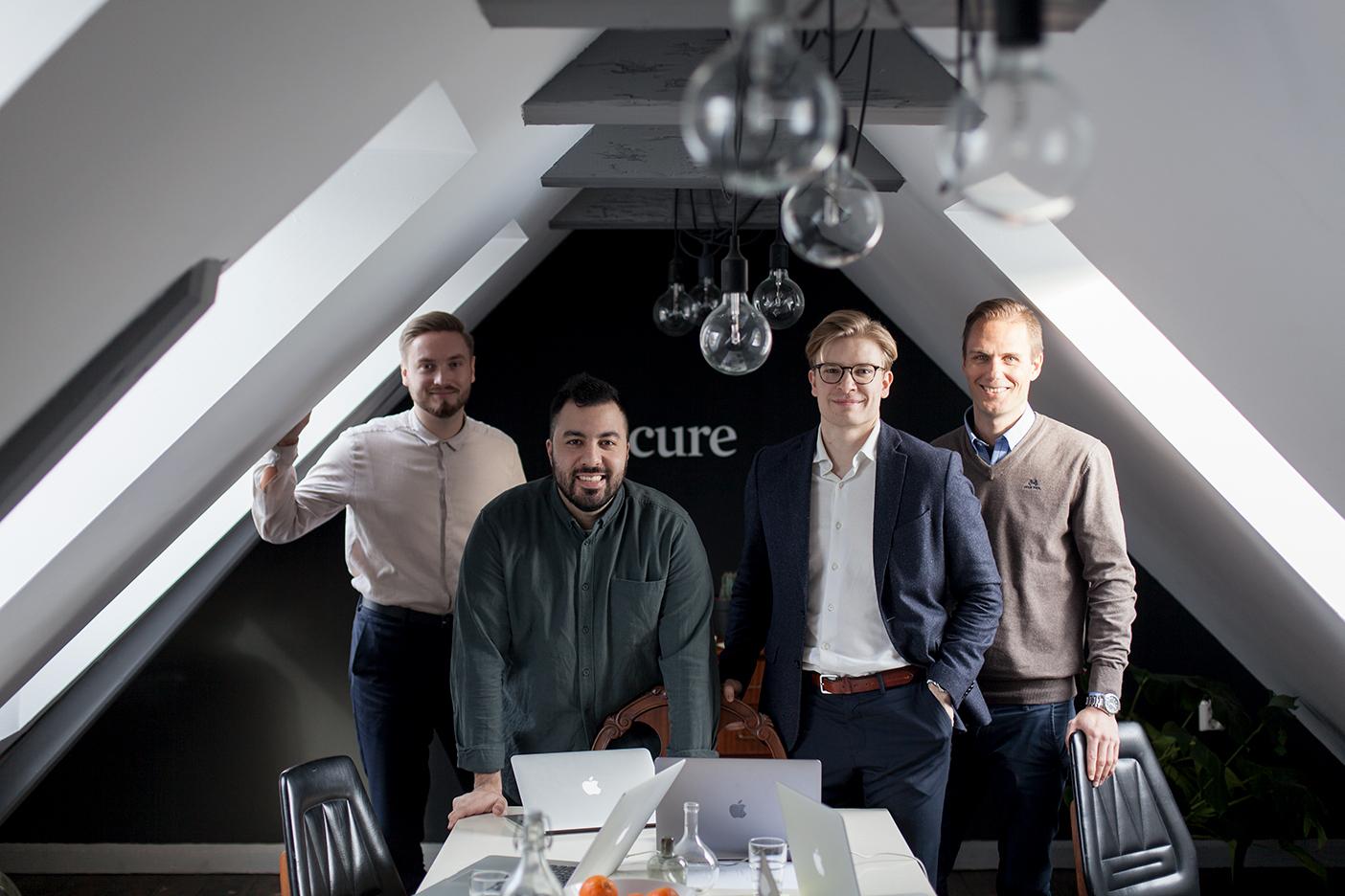 Cure Design- og kommunikasjonsbyrå