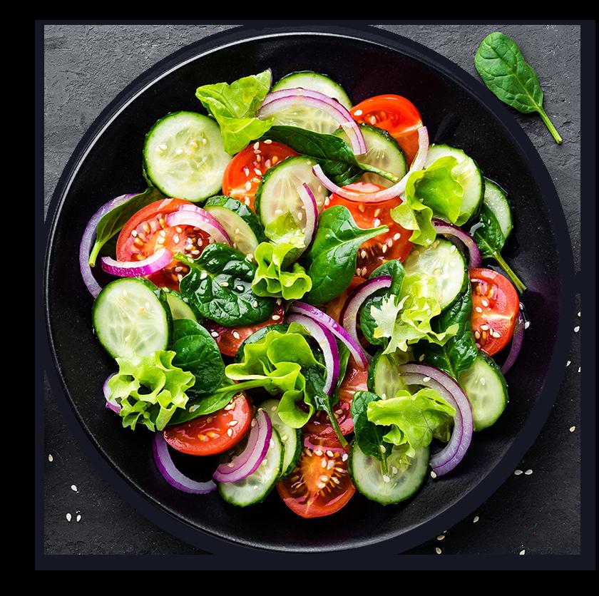 Fresh & Healthy Food in London