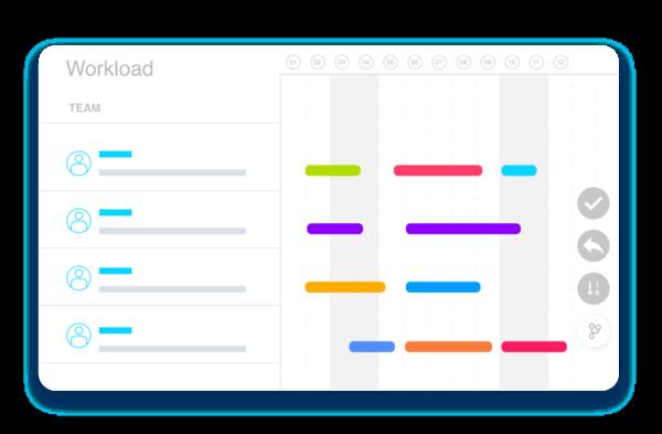 Gantt Chart Software Workload