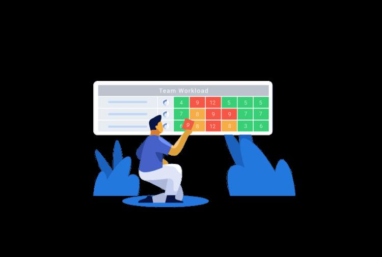 Workload Management Gantt Chart Instagantt