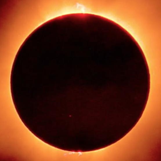 Solar Eclipse on Wheels