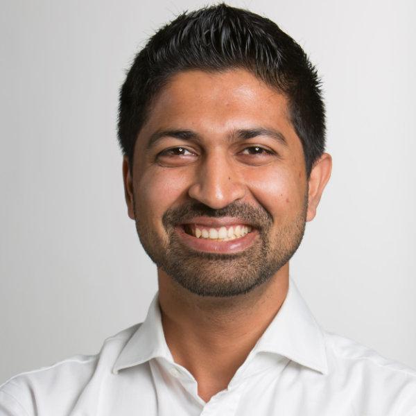 Portrait Zeeshan Feroz