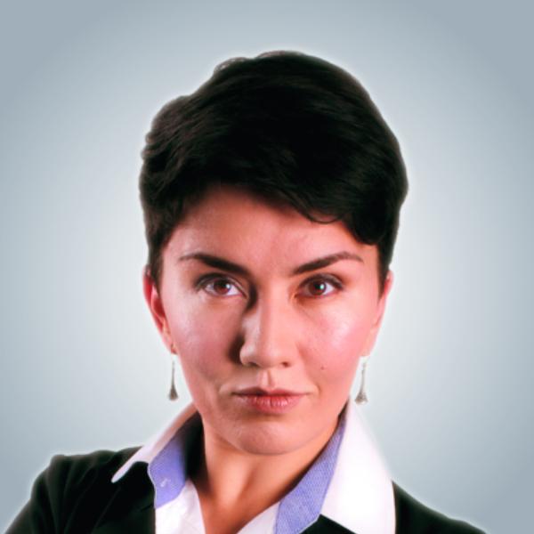 Portrait Marina Khaustova