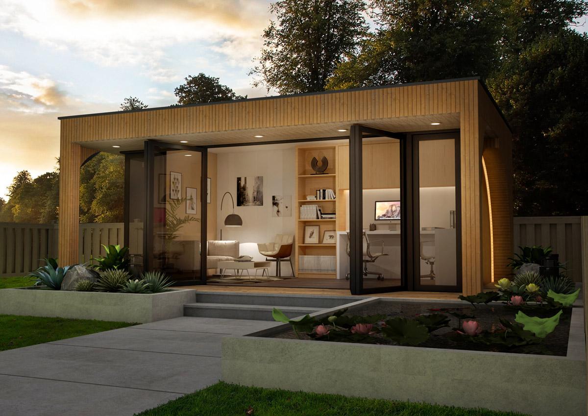 Garden Rooms Sussex image