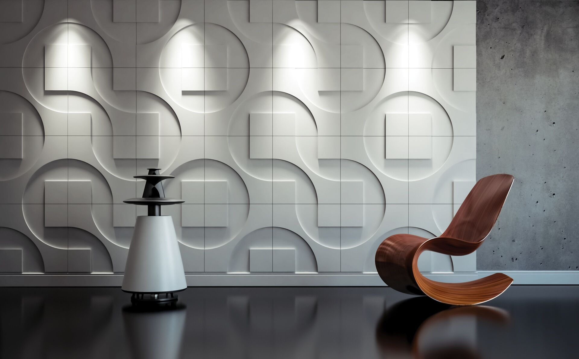 3D Interior Art image