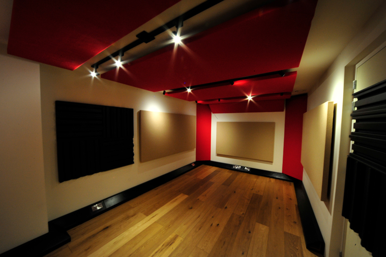 Sound proofing image