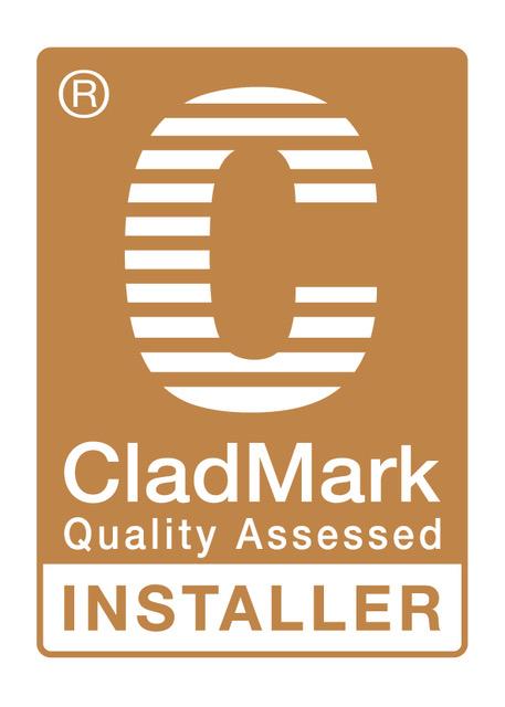Clad Mark Logo