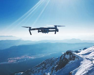Drone altitude