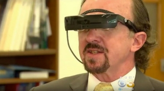 Tech Glasses Help Low Vision Teacher See Clearer