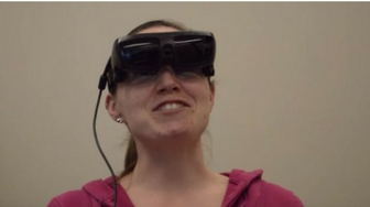 Blind Woman Sees for the First Time in a Decade!