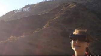 eSight Goes to Hollywood!