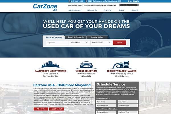 Carzone USA