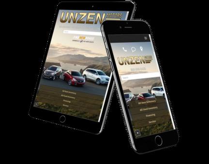Unzens Motors