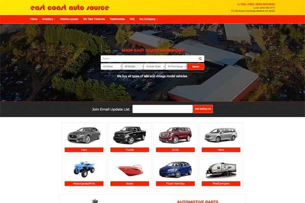 East Coast Auto Source