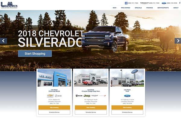 Les Mack Auto Group