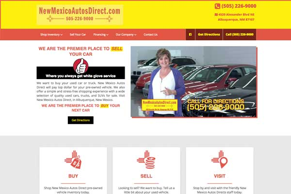 New Mexico Autos Direct