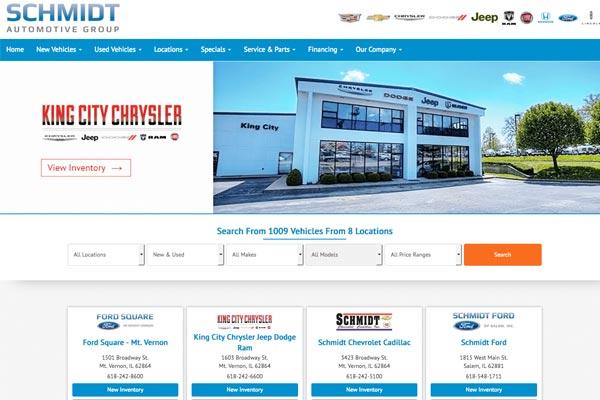 Schmidt Auto Group