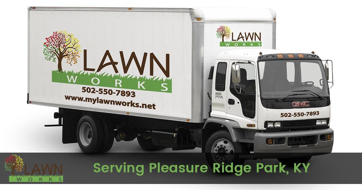 Lawn Care Service in Pleasure Ridge Park Kentucky