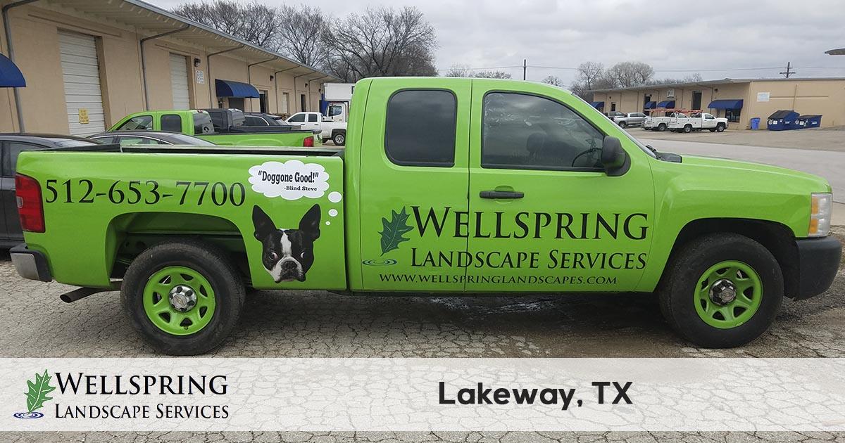 Lakeway Lawn Care Company