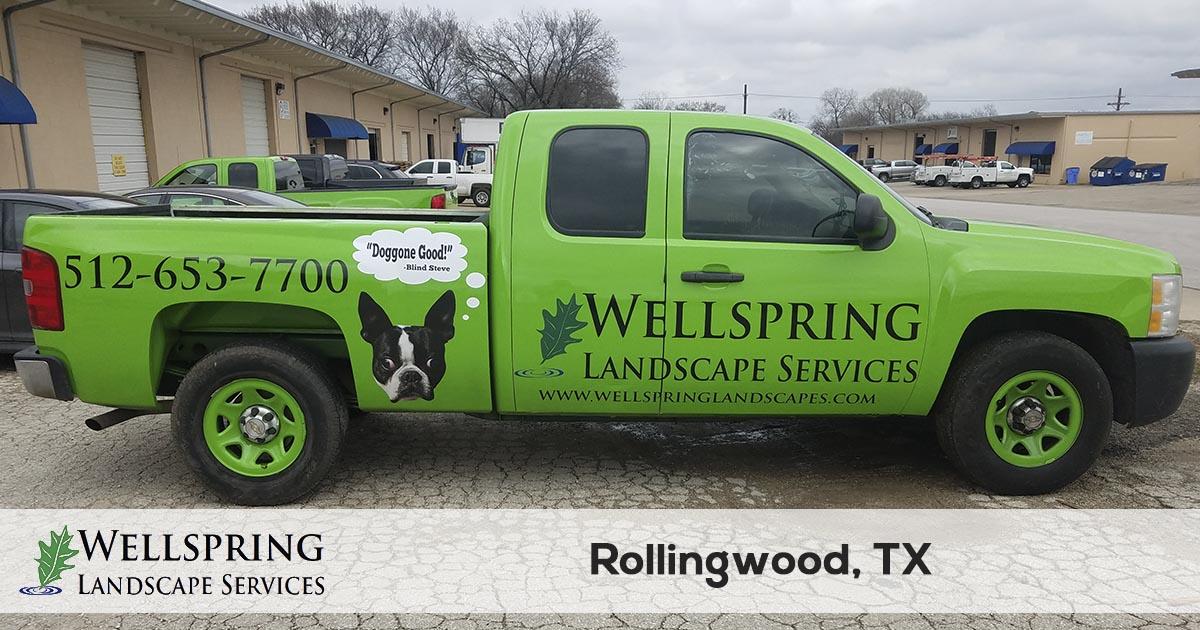 Rollingwood Lawn Care Company