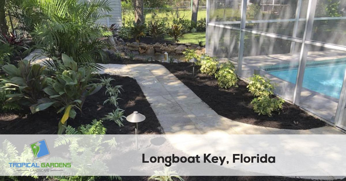 lawn care service in longboat key florida