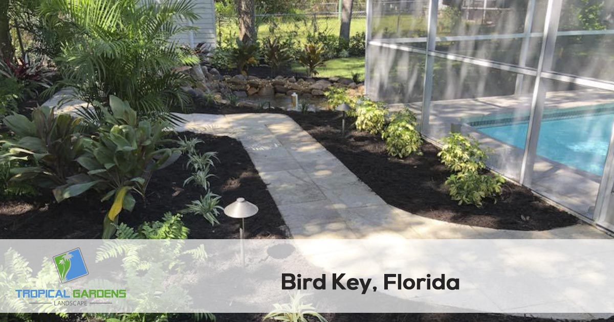 lawn care service in bird key florida