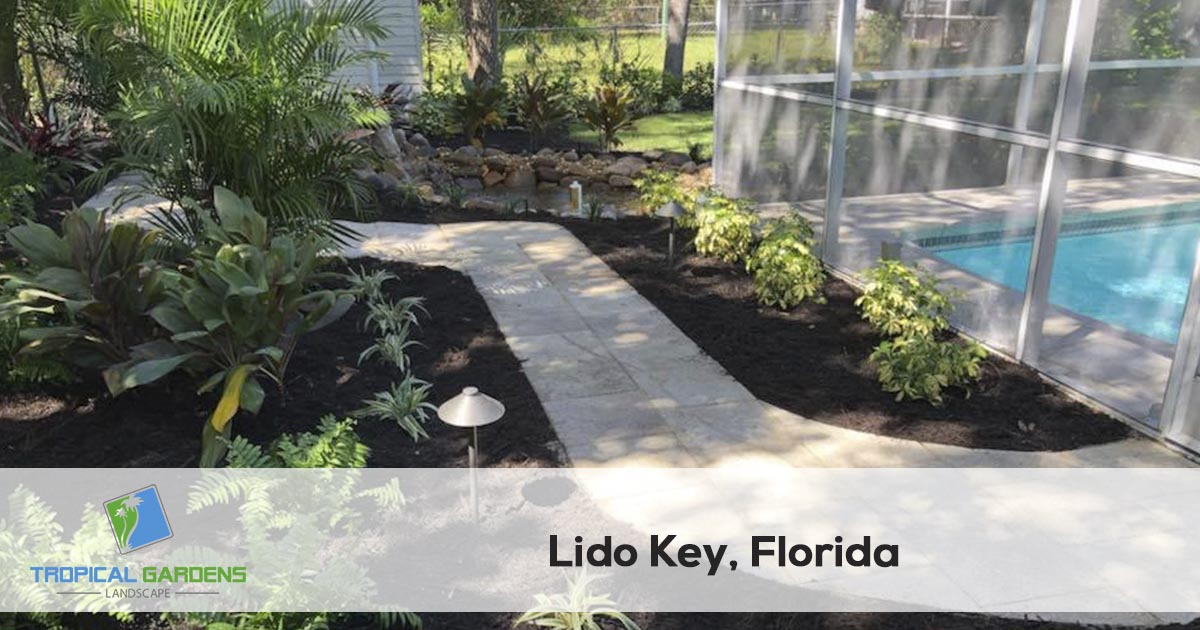 lawn care service in lido key florida